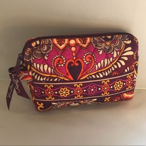 EUC Vera Bradley Makeup Bag